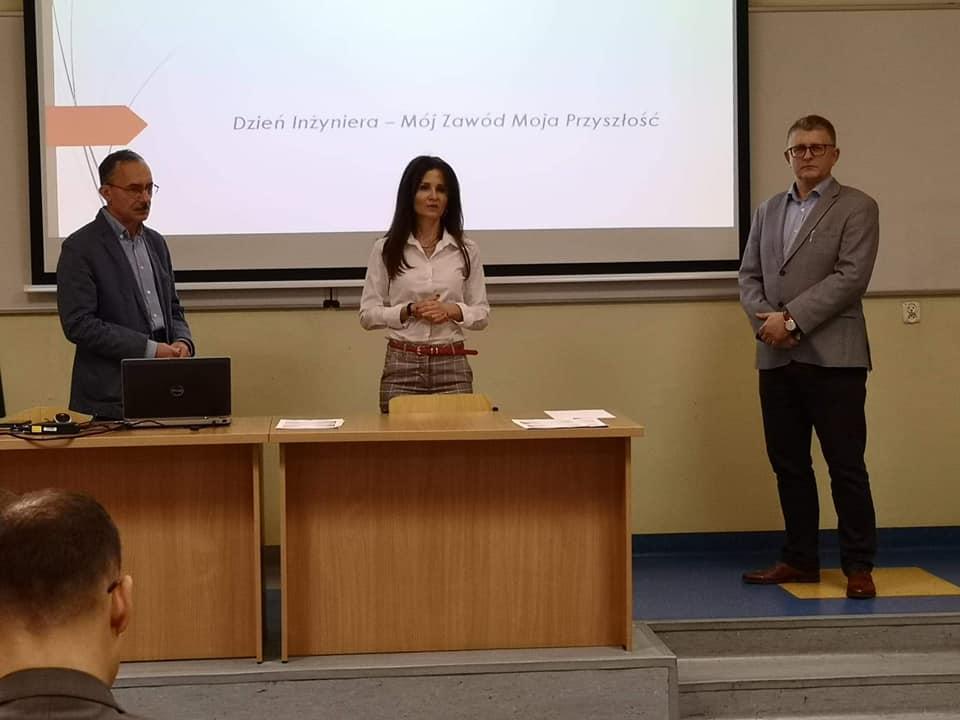 Pierwsze spotkanie władz miasta i uczelni z radomskimi przedsiębiorcami ws. organizacji DNIA INŻYNIERA - MÓJ ZAWÓD MOJA PRZYSZŁOŚĆ